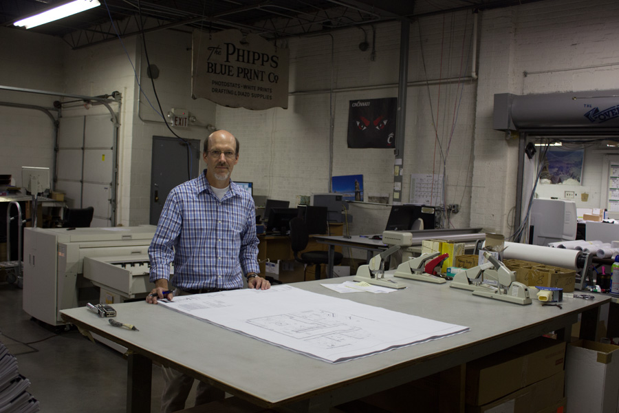 Phipps Reprographics | Printing Products and Services